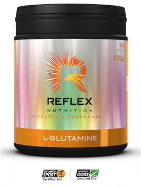 Reflex L-Glutamine (500g)