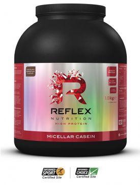 Reflex Micellar Casein (1.8kg)