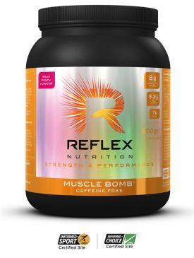 Reflex Muscle Bomb Caffeine Free (600g)
