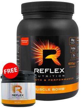 Reflex Muscle Bomb Pre-Workout (40 Servings)