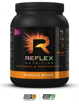 Reflex Muscle Bomb Pre-Workout (40 Servings)