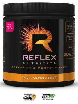 Reflex Pre Workout (300g)