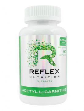 Reflex Acetyl-L-Carnitine (90 Caps)