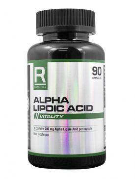 Reflex Alpha Lipoic Acid (90 Caps)