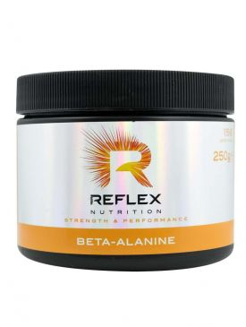 Reflex Pure Beta Alanine Powder (250g)