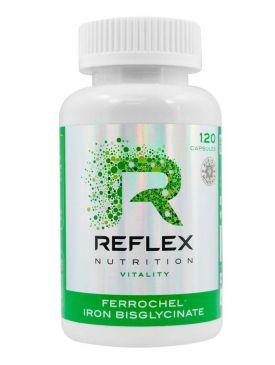 Reflex Albion Ferrochel Iron Bisglycinate (120)