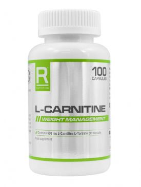 Reflex L-Carnitine (100 Caps)