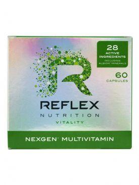 Reflex Nexgen Sports Multivitamin (60)