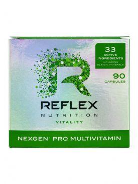 Reflex Nexgen Pro Sports Multivitamin (90)