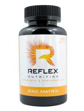 Reflex Zinc Matrix (100 Caps)