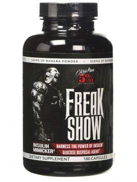 Rich Piana 5% Nutrition Freak Show (180 Caps)