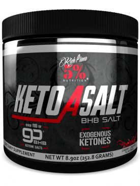 Rich Piana 5% Nutrition Keto aSALT (253g)