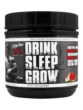 Rich Piana 5% Drink Sleep Grow (450g / 30 Servings)