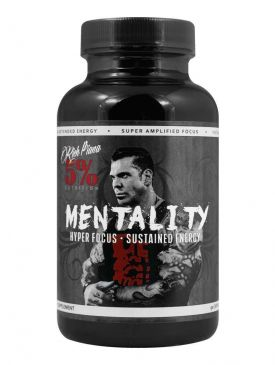Rich Piana 5% Mentality (90 Capsules)