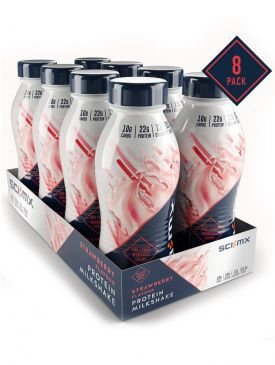 Sci-MX Protein Milkshake (8x310ml)