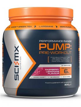 Sci-MX Pump Pre-Workout (300g)