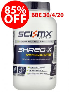 Sci-MX Shred-X Rippedcore (100)