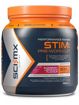 Sci-MX Stim Pre-Workout (300g)