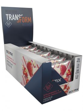 Sci-MX High Protein Cookies (12x50g)