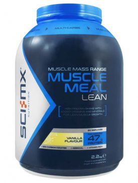 CLEARANCE - Sci-MX Muscle Meal Lean (2.2kg)