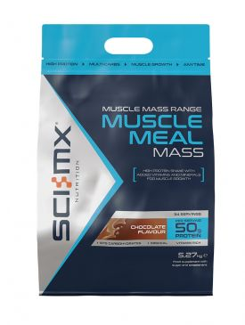 Sci-MX Muscle Meal Mass (5.27kg)