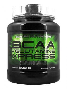 Scitec BCAA + Glutamine Xpress (600g)