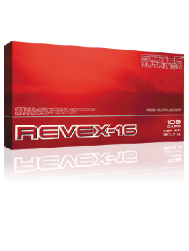 Scitec Nutrition Revex-16 Fat Burner (108 Caps)