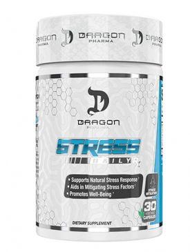 Dragon Pharma Stress RX (30 Capsules)