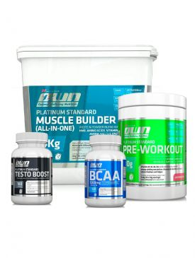 Own Muscle Build Bundle