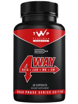 TWP 4Way SARM Stack (60 Caps)