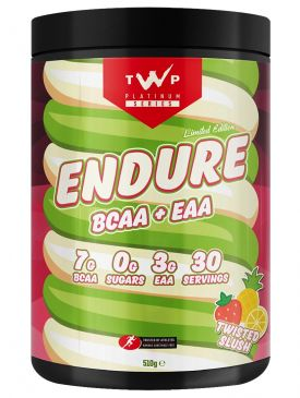 The Warrior Project Endure BCAA + EAA All Flavours