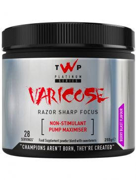 The Warrior Project Varicose (255g / 28 Servings)