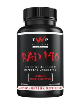 The Warrior Project RAD-140