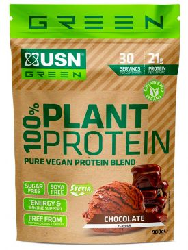 USN 100% Plant Protein (900g)
