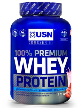 USN 100% Premium Whey Protein (2.28kg)