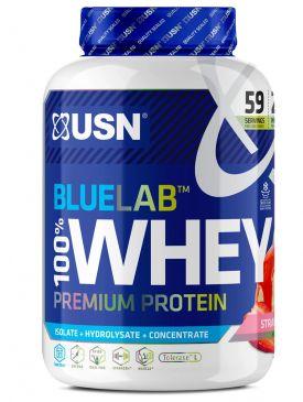 USN Blue Lab 100% Whey Protein (2kg)