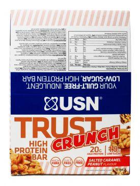 USN Trust Crunch Bar (12x60g)