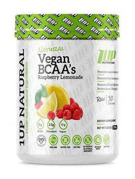 1UP Natural Vegan BCAA's (270g)
