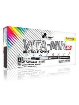 Olimp Vita-Min Multiple Sport 40+ (60 Caps)