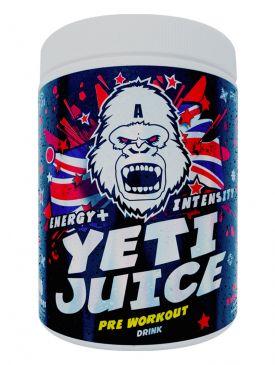 Yeti Juice Pre Workout