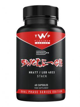 TWP Swole-GH (MK-677/LGD-4033) (60 Caps)