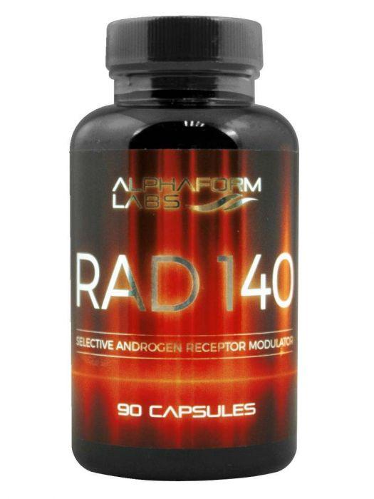Alphaform Labs Rad-140 (60 Capsules)
