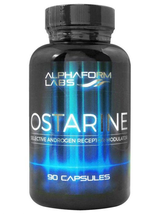 Alphaform Labs Ostarine (MK-2866) SARM (90 Caps)