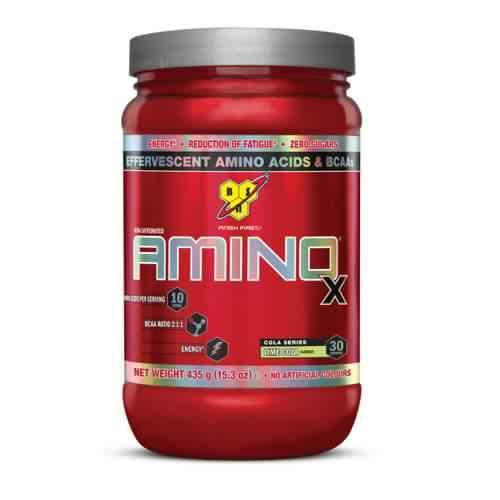 BSN Amino X - Lime Cola