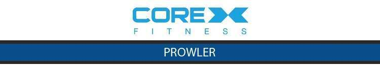 CoreX Fitness Weight Prowler