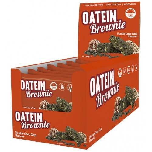 Oatein Brownie - Double Choc Chip