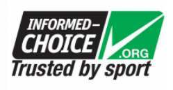 Optimum Nutrition - Informed Choice