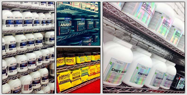 Echo Supplements Windsor Store